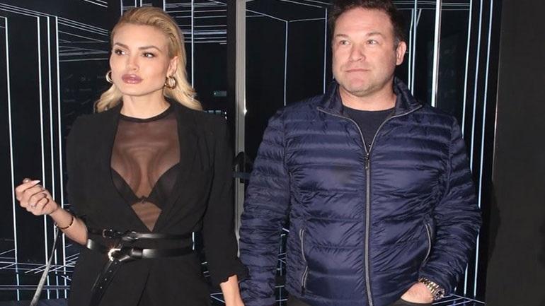 Χωρισμός-έκπληξη  Αλεξάνδρα Παναγιώταρου – Αριστομένης Γιαννόπουλος