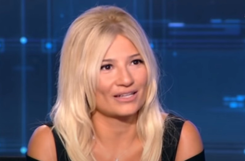Φαιή Σκορδά: Έκλαιγα οταν έφευγε η Μενεγακη από την tv»δεν ήθελα να φύγει