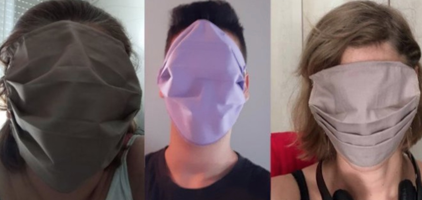Νέο αλαλούμ με τις σχολικές μάσκες – Πάλι έστειλαν λάθος διαστάσεις
