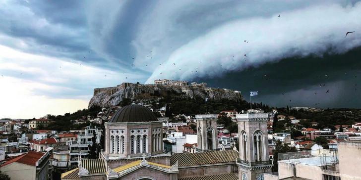 Καιρός: Έκτακτο δελτίο επιδείνωσης από την ΕΜΥ! Καταιγίδες, χαλάζι και ισχυροί άνεμοι