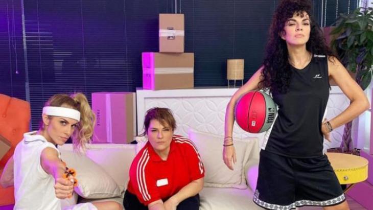 Roomies: Ζαρίφη – Παπαδημητρίου- Σολώμου Πρεμιέρα
